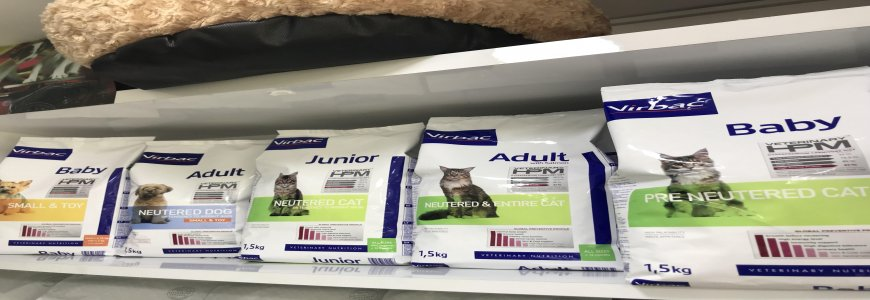 Virbac Kedi Köpek Maması Hakkında Bilgi ait tanıtım resmi