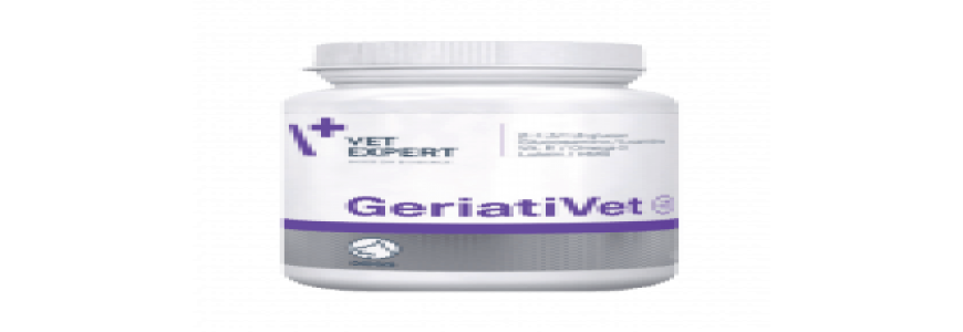 Vetexpert GeriatriVet Dog 45 Tablet ,Geriatrivet Nedir Nereden satın alınır ait tanıtım resmi